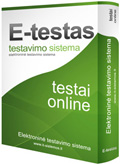 Elektroninė testavimo sistema